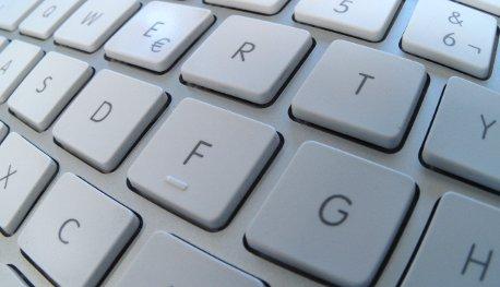 Imatge teclat d'ordinador
