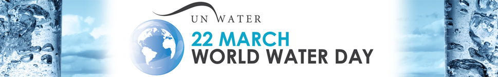 Dia Mundial de l'Aigua · Día Mundial del Agua · World Water Day