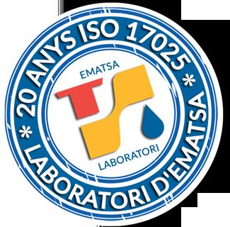 CELEBRAMOS LOS 20 AÑOS DE LA ISO 17025 EN EMATSA