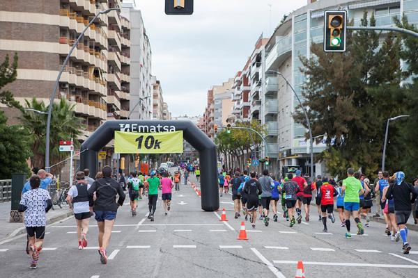 La Mitja Marató de Tarragona passant per l'avinguda Ramón y Cajal
