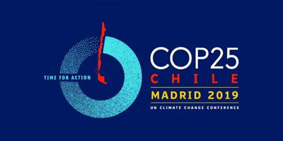 EMATSA PARTICIPA EN LA 25a CONFERENCIA DE LAS PARTES DE LA CONVENCIÓN MARCO DE NACIONES UNIDAS SOBRE EL CAMBIO CLIMÁTICO (COP25)